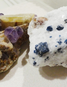 Mineralienstufen